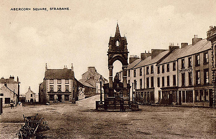 Abercorn Square, Strabane