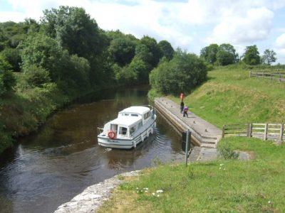 Erne Shannon Waterway